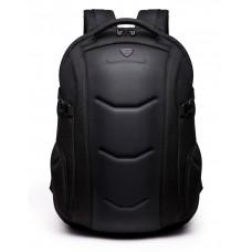 Городской каркасный рюкзак Ozuko 8980 с отделом для ноутбука 15,6 дюймов черный