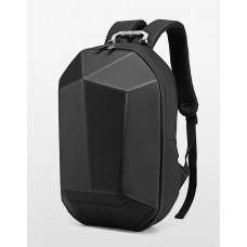 Городской рюкзак OZUKO 9205 с отделением для ноутбука 15,6 дюймов и колонкой черный