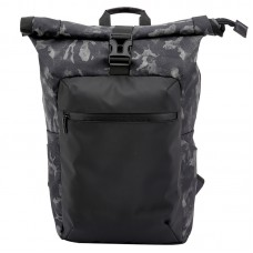 Рюкзак Tuguan CF-1822 Roll Top камуфляжний чорний