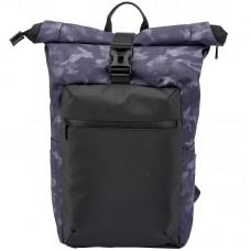 Рюкзак Tuguan CF-1822 Roll Top камуфляжний фіолетовий