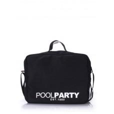 Спортивна сумка POOLPARTY 11 чорна