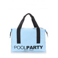 Спортивна сумка POOLPARTY 12 блакитна