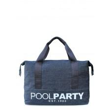 Спортивна сумка POOLPARTY 12 синя