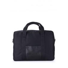 Спортивна сумка POOLPARTY College чорна