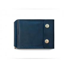 Зажим для денег Money Keeper blue (z001)