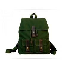 Рюкзак Wellbags Backpack khaki textile WR002 хаки