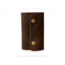 "Ключница Wellbags ""Standard brown"" (k030) коричневая"