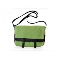 Мужская сумка Wellbags Messenger bag canvas W023 хаки