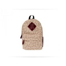 Рюкзак Wellbags Backpack mini mix WR003.1 бежевый