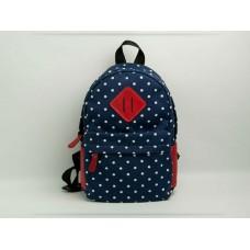 Рюкзак Wellbags Backpack mini bluered (WR003.7) синий
