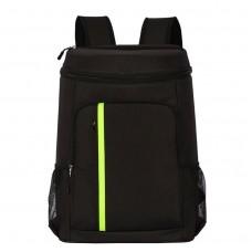 Рюкзак холодильник, термо-рюкзак 32,8 литров черный