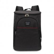 Рюкзак холодильник, термо-рюкзак 18 литров черный