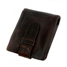 Бумажник TRAUM 7110-59 коричневый