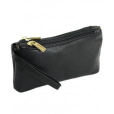 Мини-кошелек TRAUM 7111-55 черный