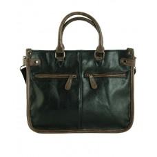 Портфель TRAUM 7170-12 черный