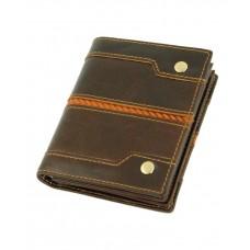 Бумажник TRAUM 7110-43 коричневый