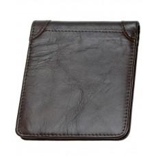 Бумажник TRAUM 7110-52 темно-коричневый