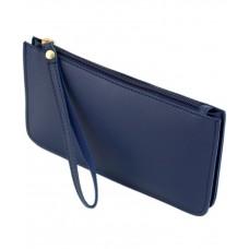 Бумажник TRAUM 7204-76 темно-синий
