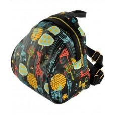 Рюкзак TRAUM 7229-78 черный