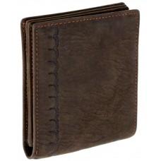 Бумажник TRAUM 7110-37 темно-коричневый