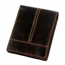Гаманець TRAUM 7110-63 коричневий