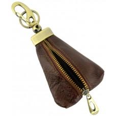 Чехол для ключей TRAUM 7111-19 коричневый