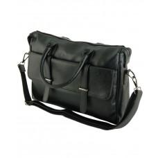 Портфель TRAUM 7170-10 черный