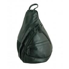 Рюкзак TRAUM 7172-40 чорний