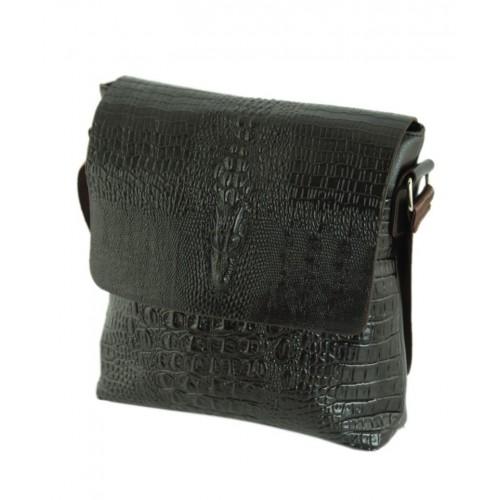 Сумка-планшет TRAUM 7171-25 темно-коричневая