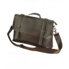 Сумка-портфель TRAUM 7170-15 коричневый