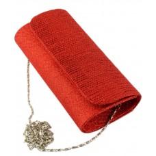 Клатч TRAUM 7212-33 красный