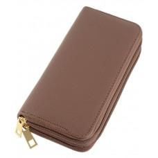 Бумажник TRAUM 7110-17 светло-коричневый