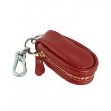 Чехол для ключей TRAUM 7111-06 бордовый