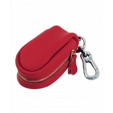 Чехол для ключей TRAUM 7111-09 красный