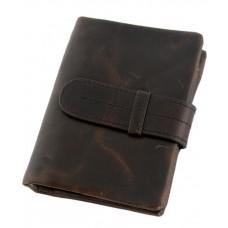 Бумажник TRAUM 7110-58 коричневый