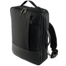 Рюкзак-портфель TRAUM 7176-10 черный