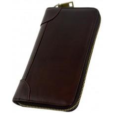 Бумажник TRAUM 7110-56 коричневый