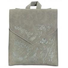 Рюкзак TRAUM 7223-07 серый