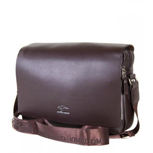 Сумка-планшет TRAUM 7171-01 темно-коричневая