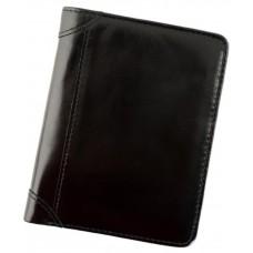 Бумажник TRAUM 7110-53 черный