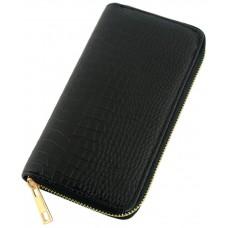 Бумажник TRAUM 7110-14 черный