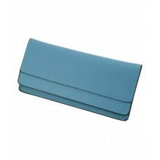 Бумажник TRAUM 7201-54 голубой