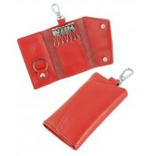 Чехол для ключей TRAUM 7111-12 светло-красный
