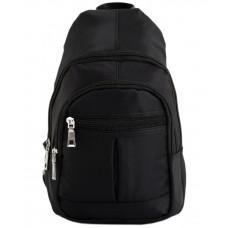 Рюкзак TRAUM 7224-55 черный