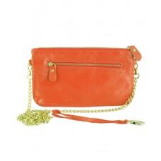 Клатч 7311-07 оранжевый
