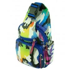 Рюкзак 7229-28 камуфляжный