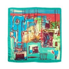 Платок TRAUM 2496-40 зеленый