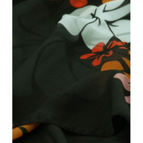 Шаль-парео TRAUM 2497-02 черная