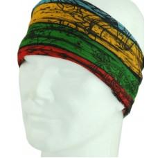 Снуд-повязка TRAUM 2522-20 разноцветный