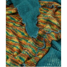 Платок TRAUM 2483-16 синій